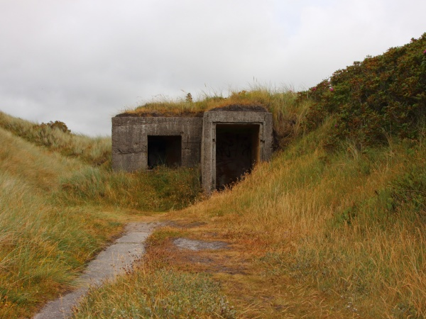 control, post, bunker, at, coast, of - 29745709