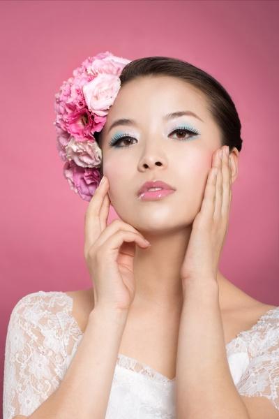 womens spring makeup