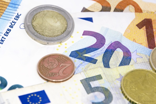 european union coins and banknotes of