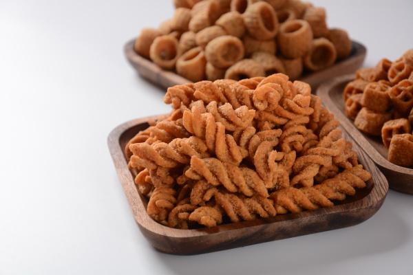 israeli bissli wheat snacks