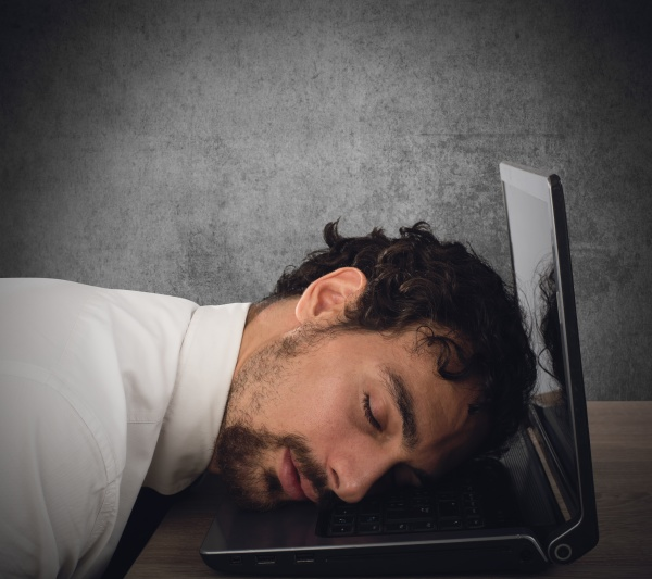exhaustion from overwork