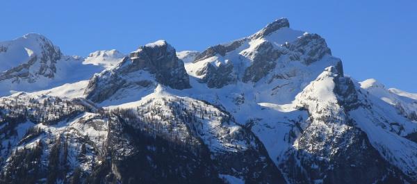 mountains sanetschhore mittaghore and schluchhore