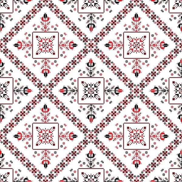 romanian traditional pattern 4