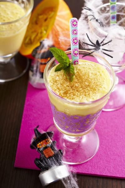 pumpkin shake pumpkin milkshake with milk