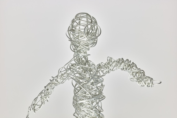 wire figure