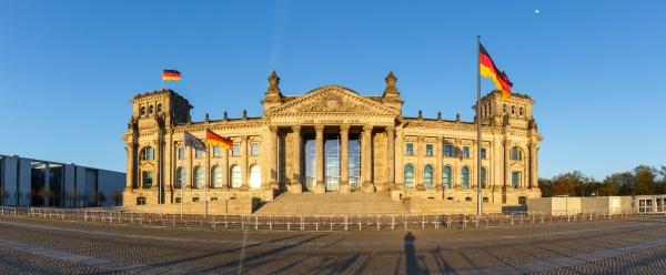 berlin reichstag bundestag parliament government building