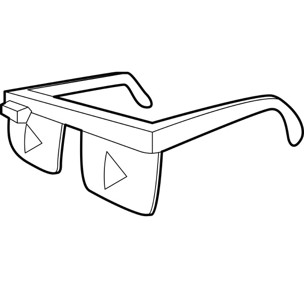 smart, glasses, icon, , outline, style - 29928802