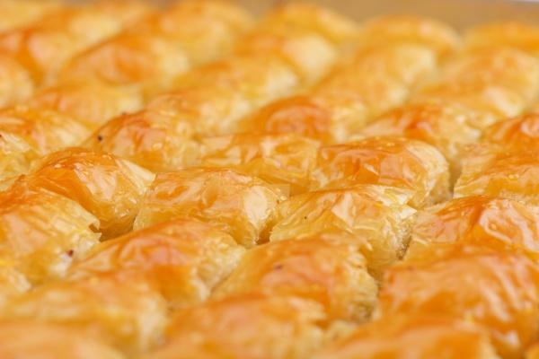 turkish baklava dessert
