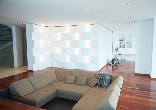 modern appartment home interior