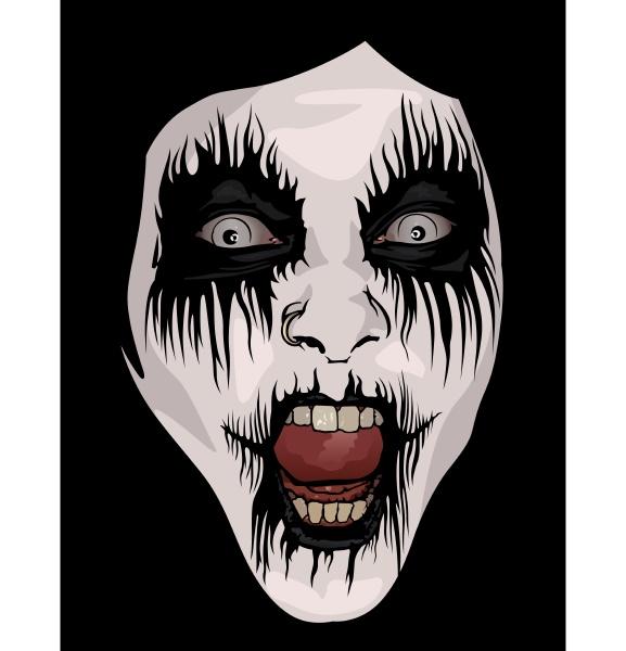 corpse paint makeup