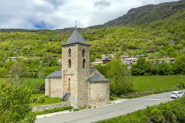 roman church of santa maria de