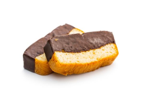 sliced sponge dessert sweet sponge