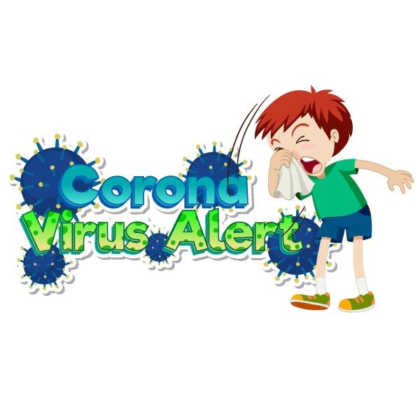 poster, design, for, coronavirus, theme, with - 30181404