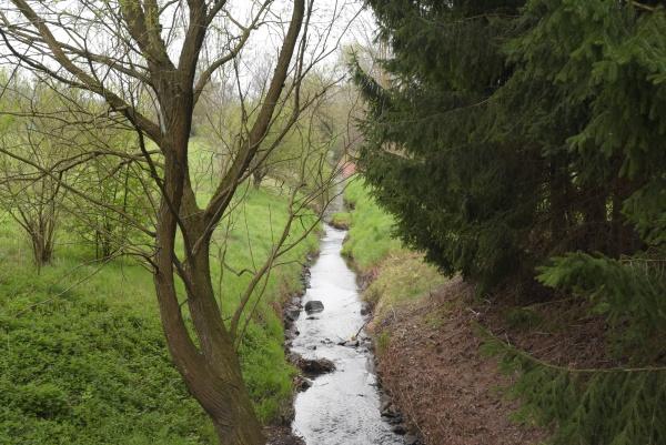 a runnel or small stream