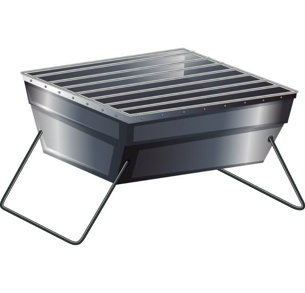 a barbecue grill