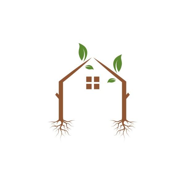 tree house icon vector illustration design