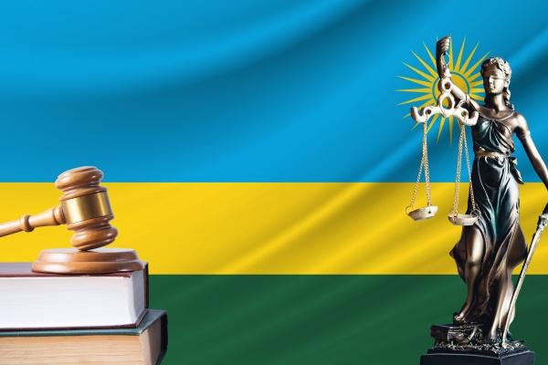 law and justice in rwanda statue