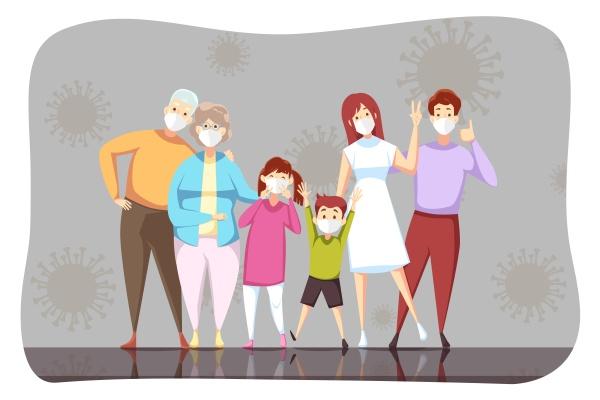 family coronavirus 2019ncov healthcare infection protection