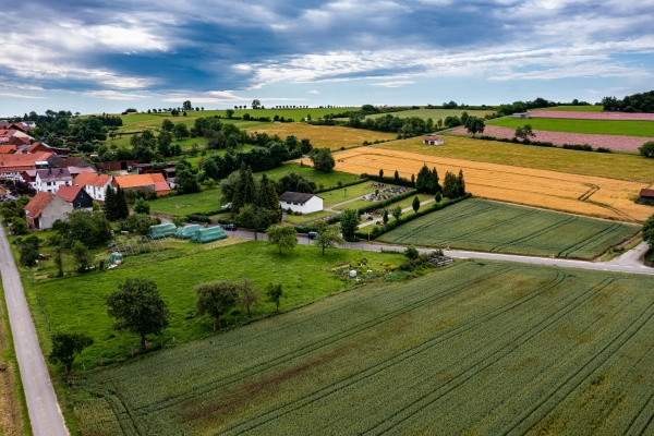 the village of grandenborn in hesse