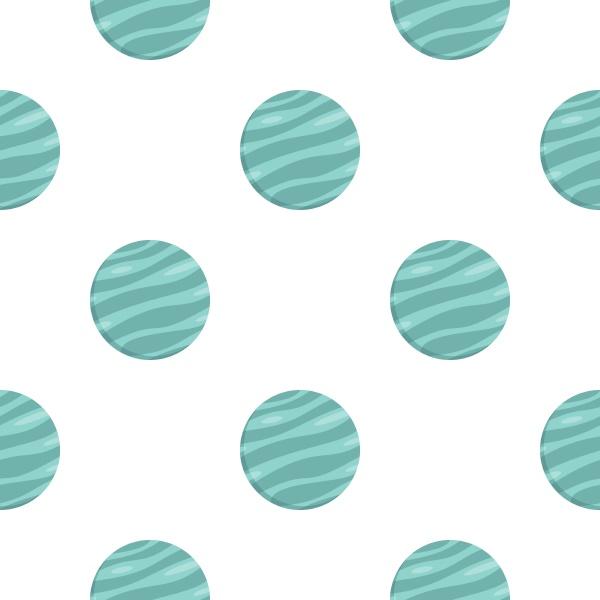 big planet pattern seamless