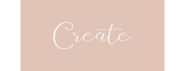 create hand drawn calligraphy and lettering