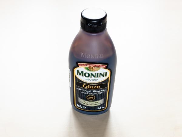 bottle glaze with aceto balsamico di