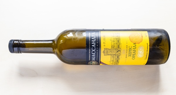 oreanda sherry from massandra crimean winery