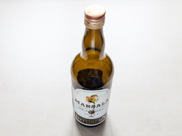 empty, bottle, of, marsala, wine, from - 30527697