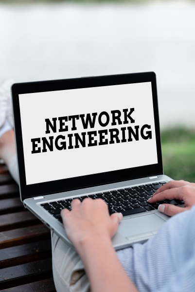 inspiration showing sign network engineering business