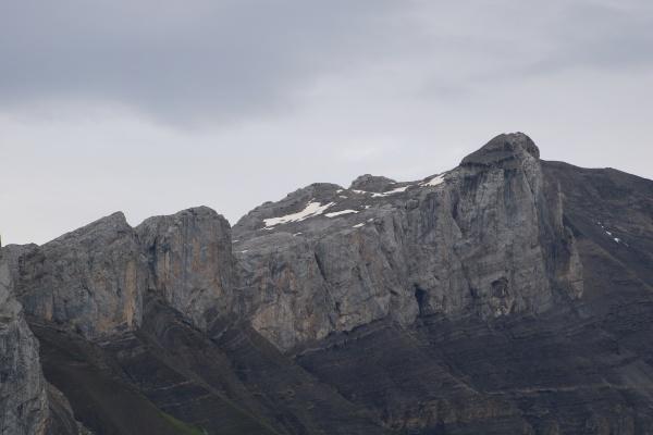 mount gstellihore mountain near gstaad