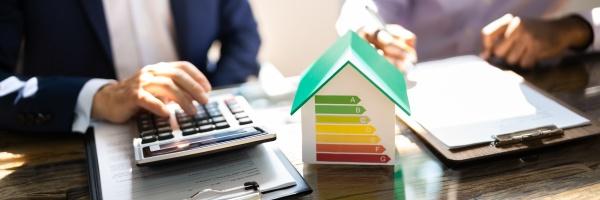 energy efficient house audit using calculator