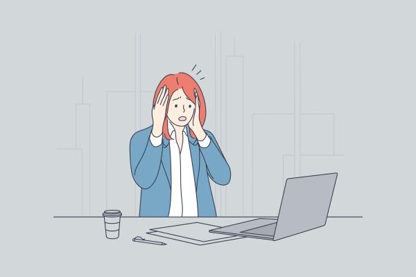 stress frustration depression
