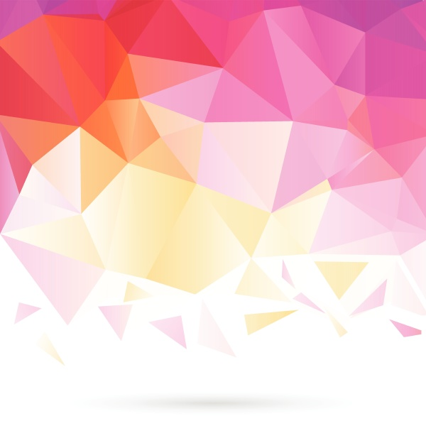 low poly abstract 2901
