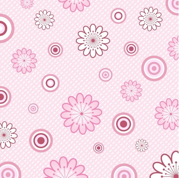 floral retro