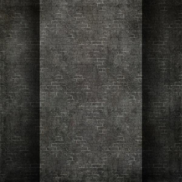 3d grunge brick wall texture