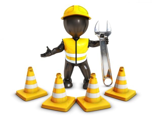 3d morph man builder with caution