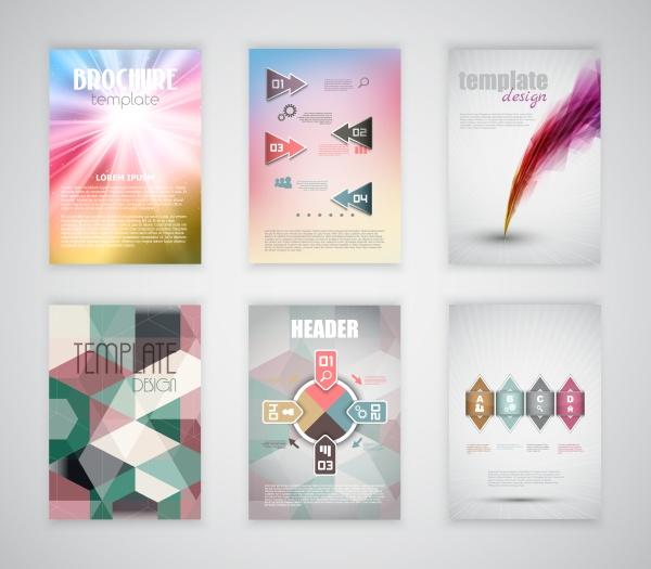 brochure flyer templates