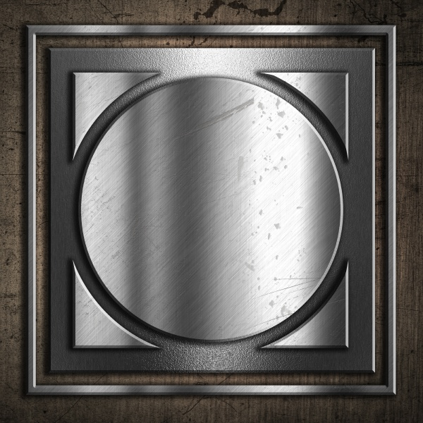 metal and grunge background