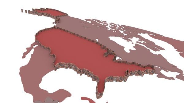 covid 19 pandemic map
