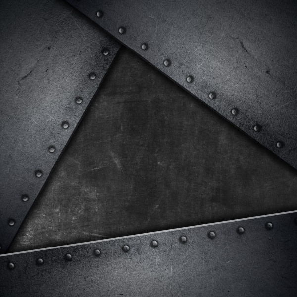 metallic texture with grunge style metal