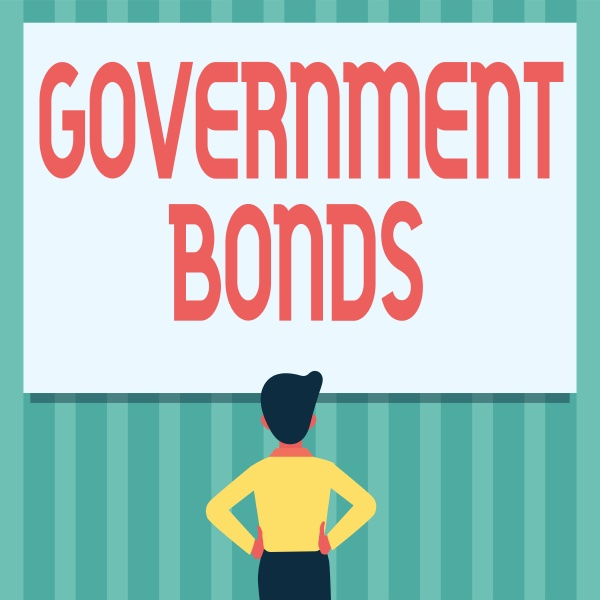 inspiration showing sign government bonds
