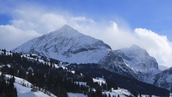 peaks, of, mount, spitzhorn, and, arpelistock - 30665172