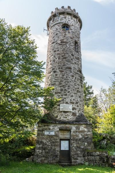historical observation tower sternstein austria