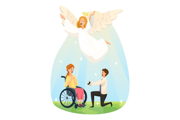 protection disability support wedding marriage religion