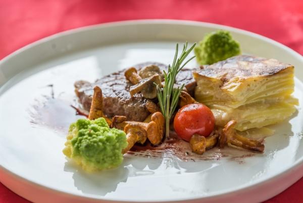 sirloin steak flat roast beef