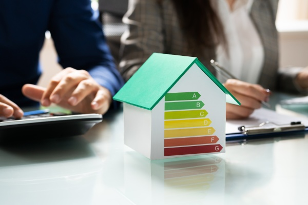 house energy audit saving with