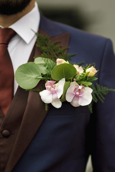 groom s corsage flower
