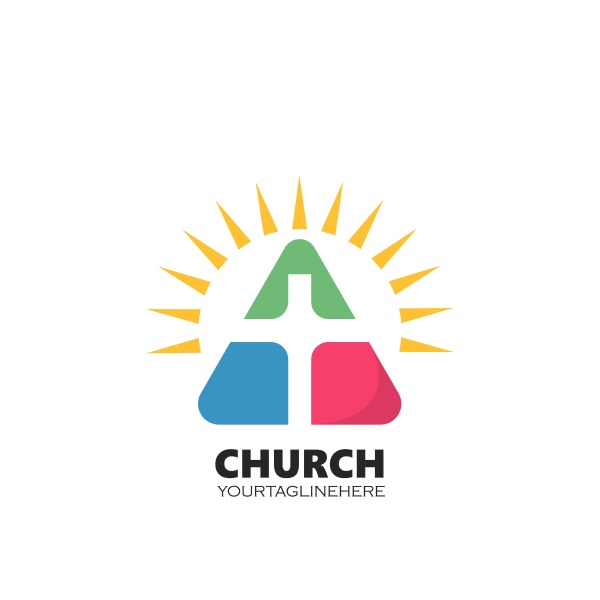 church icon vector illustration design