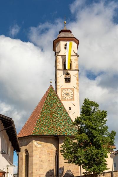 st ulrich church in deutschnofen