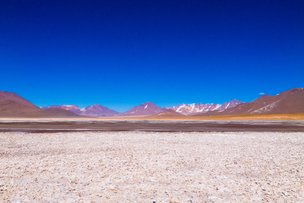 bolivian mountains landscape bolivia